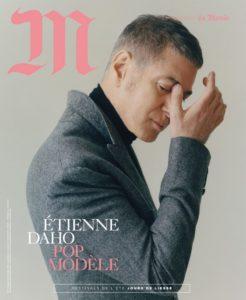 Etienne Daho fait la couverture du magazine Tsugi