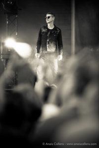 photo du Diskonoir Tour prise par Anaïs Callens