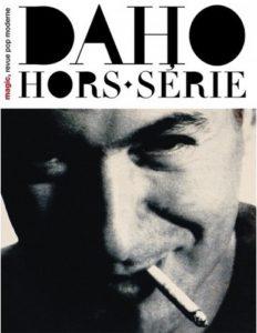Etienne Daho Magic hors série novembre 2003