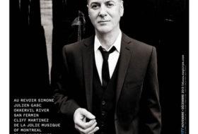 Etienne Daho en couverture Magic novembre 2013