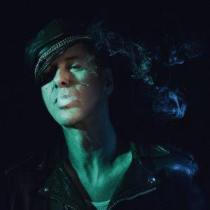 Etienne Daho pochette album Blitz