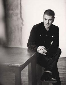 Etienne Daho photo de Serge Leblon