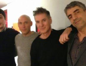 Perez, Jean-Louis Piérot, Etienne Daho et Didier Varrod