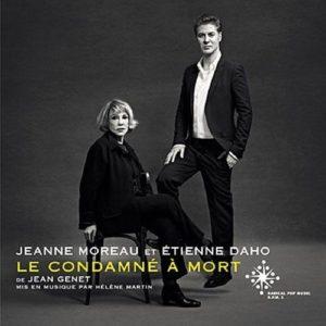 La pochette de album Le Condamne a mort