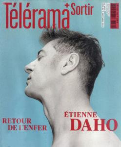 Etienne Daho en de Telerama novembre 2013