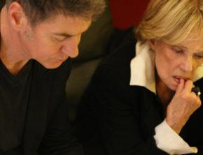 Etienne Daho avec Jeanne Moreau mise au point sur la représentation du Condamné à mort